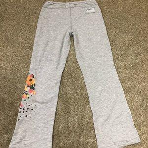 Da-Nang Gray Sweatpants XS Super Cool S